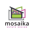 Mosaika Estate Design  logo