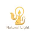 自然光Logo