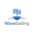 Wave Sailing  logo