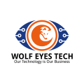 Wolf Eyes Tech  logo