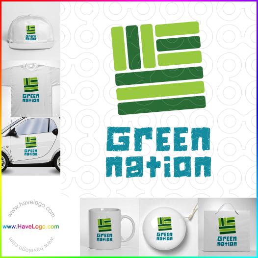 綠化logo設計 - ID:144