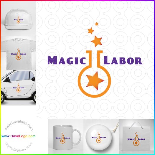 魔術logo設計 - ID:205