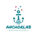 錨實驗室Logo