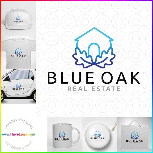 藍橡logo設計 - ID:65652