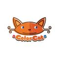 色貓Logo