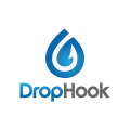 Drop Hook  logo