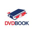 Dvd Book  logo