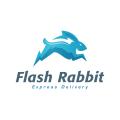 閃光兔Logo