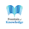 Fountain of Knowledge  logo