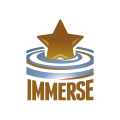 Immerse  logo