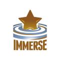 沉浸Logo