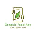 有機食品的應用Logo