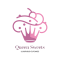 女王的糖果Logo