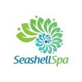 海貝水療Logo