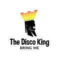 迪斯科王Logo