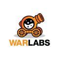 戰爭實驗室Logo