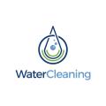 水清洗Logo