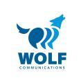 Wolf Communications  logo