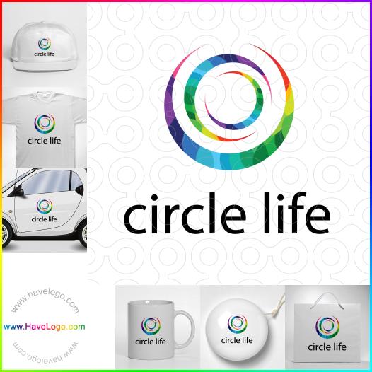 circles logo - ID:55535