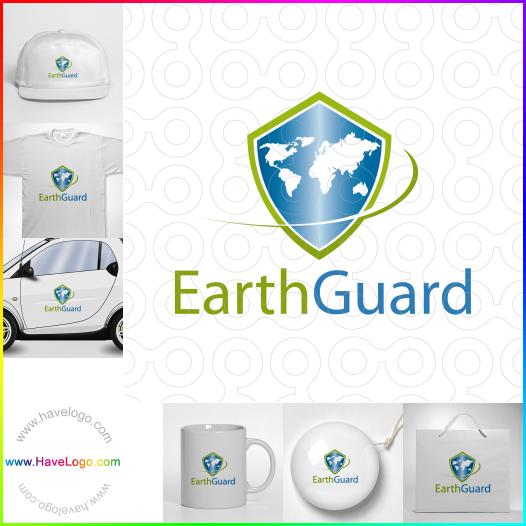 藍色logo設計 - ID:52970