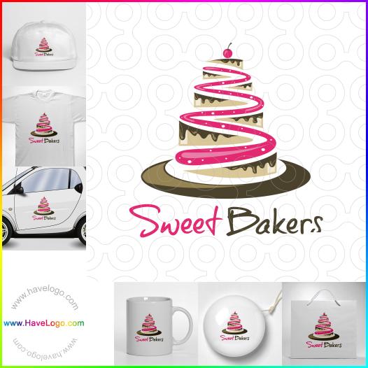 甜面包logo設計 - ID:52745