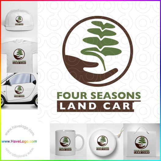 plant logo - ID:53008