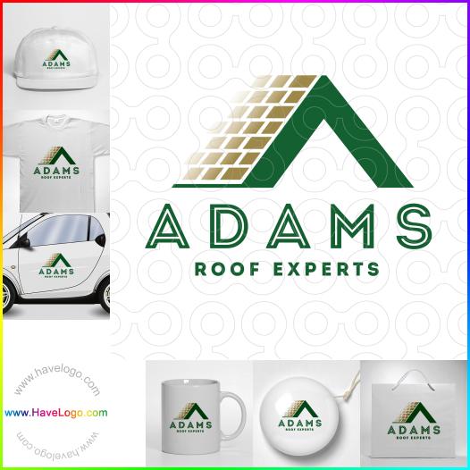 roof logo - ID:40309