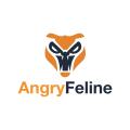 Angry Feline  logo