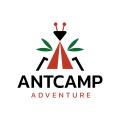 Ant Camp  logo