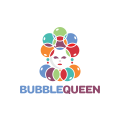 Bubble Queen  logo