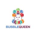 泡沫女王Logo