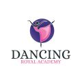 舞蹈學院Logo