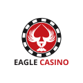 鷹賭場Logo