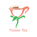 Flower Tea  logo