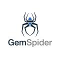 Gem Spider  logo