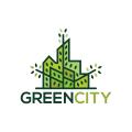 綠色城市Logo