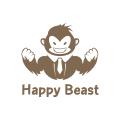 Happy Beast  logo