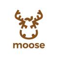 駝鹿Logo