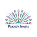 孔雀珠寶Logo