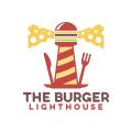 漢堡的燈塔Logo