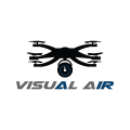 Visual Air  logo