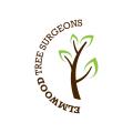 樹木Logo