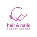 頭髮和指甲Logo