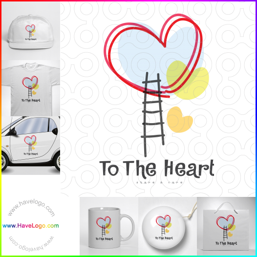 heart logo - ID:59230
