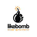 likebomb  logo