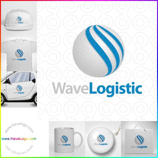 logistic logo - ID:56236