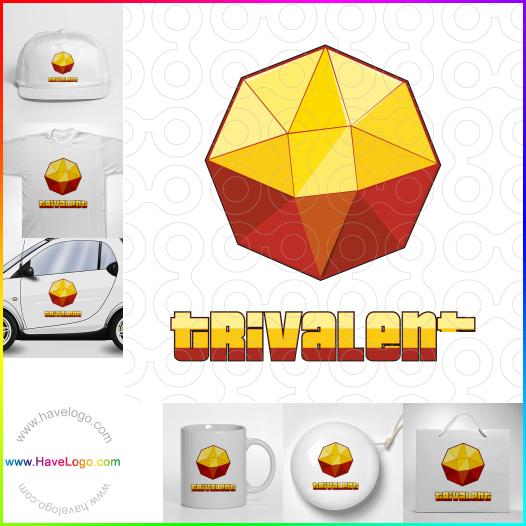 luxurious logo - ID:35236