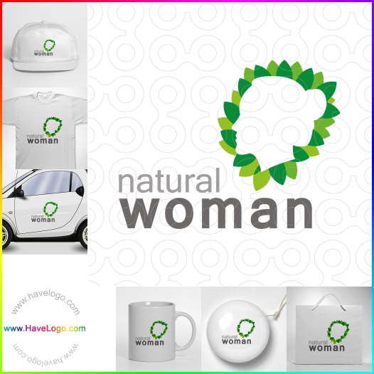 natural products logo - ID:35283