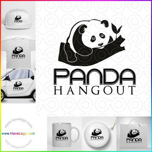 熊貓logo - ID:44239