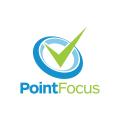point focus  logo